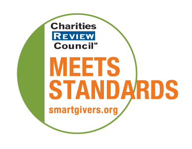 Charities Review Council Badge