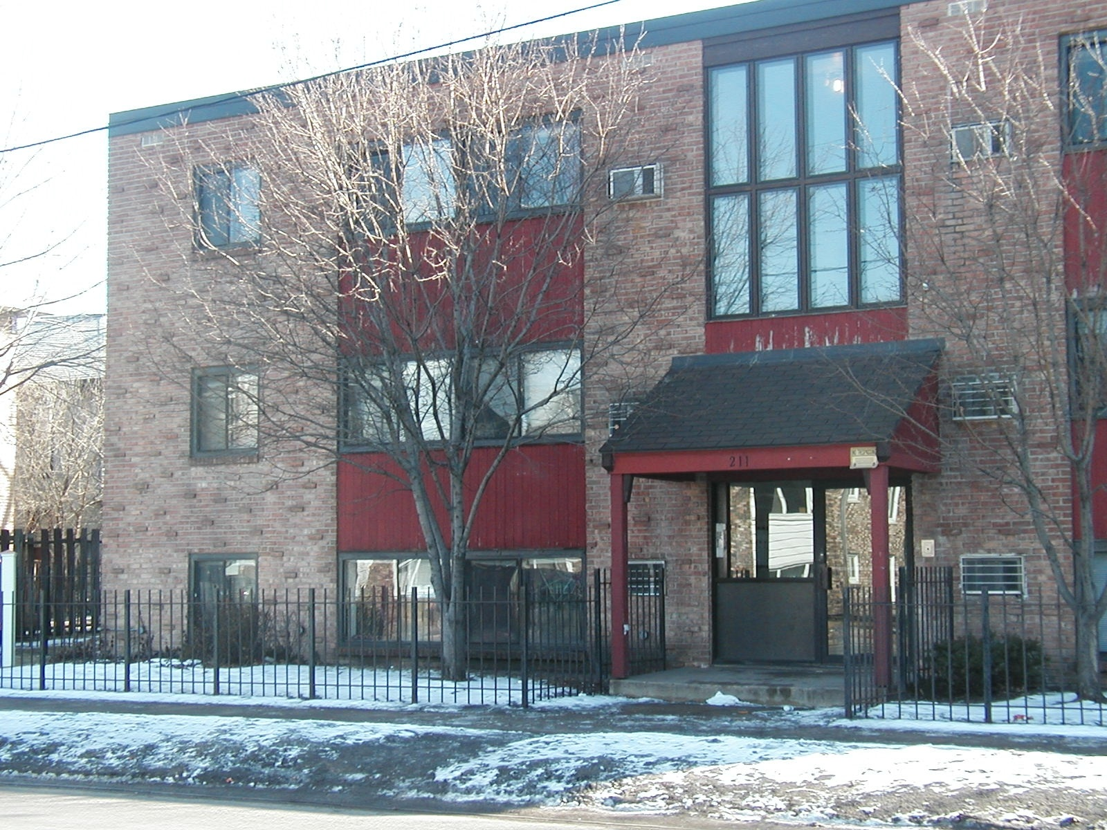 Double Flats (28th Street)