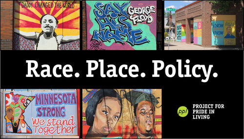 Race. Place. Policy.