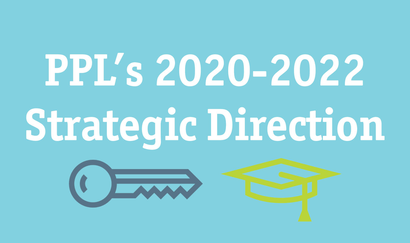 PPL's 2020-2022 Strategic Direction