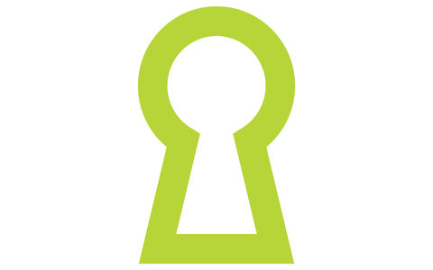 Key Hole Icon